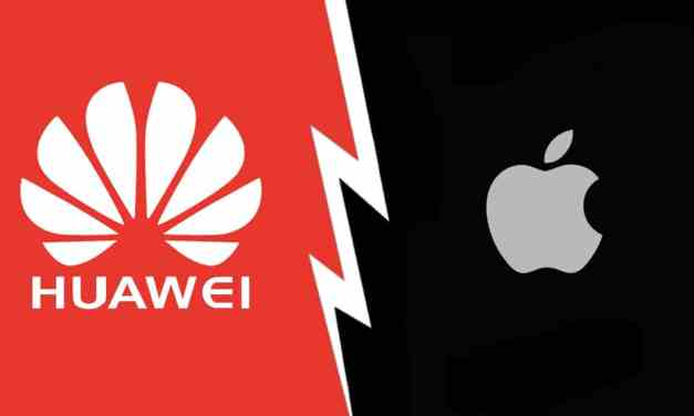 Huawei Edges Ahead of Apple to Become Second Largest Smartphone Brand in Q1 2019