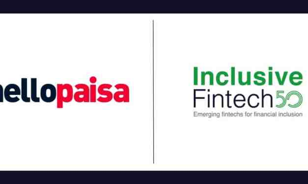 Hello Paisa Recognised as One of 50 Fintechs Driving Financial Inclusion Across The Globe