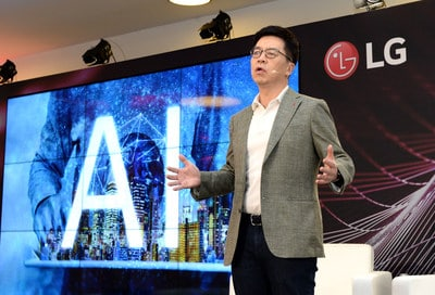 LG Future Talk at IFA 2019 Showcases AI-powered future homes