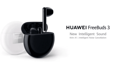 Launched! Huawei FreeBuds 3 with Intelligent Noise Cancellation