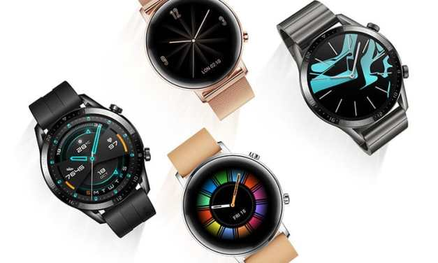 The HUAWEI WATCH GT Series: The Gran Turismo of multi-sports wearables