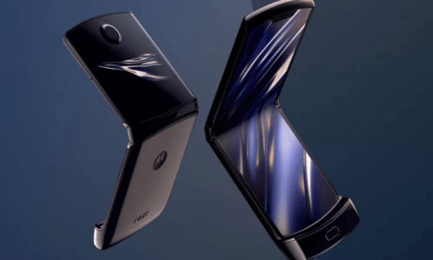 Motorola Razr (2019) Unveiled: Price, Specifications