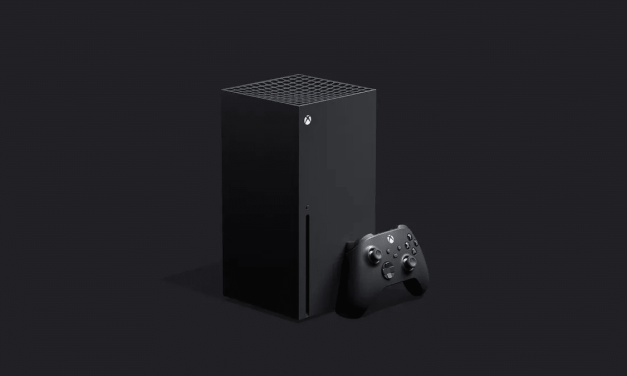 Microsoft's Next Gaming Console Unveiled: Xbox Series X