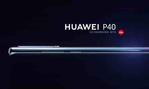 Huawei P40 Series Set To Release with Three Flagship Models