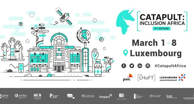 uKheshe joins Africa's top fintech companies in Luxembourg for CATAPULT: Inclusion Africa 2020 programme
