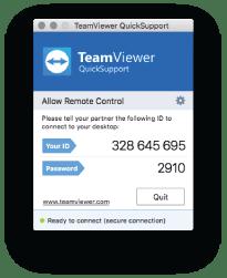 Remote Support Mac Step 5