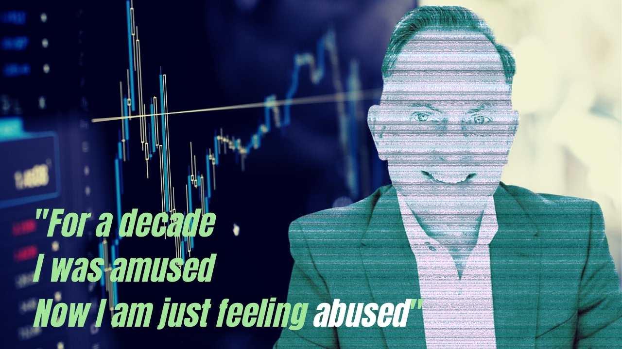 Sentirsi abusati come Jeff Bullas