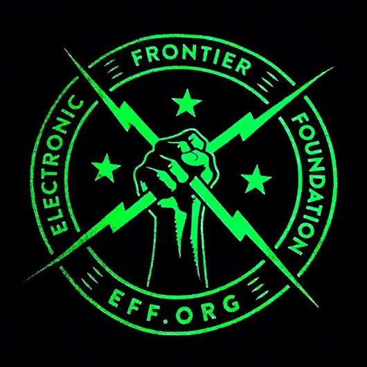 Electronic Frontier Foundation   si torna a lottare
