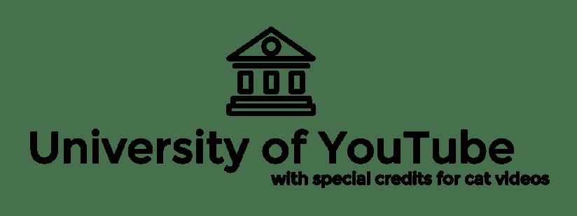 University of YouTube