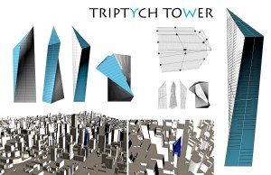 Triptych Tower