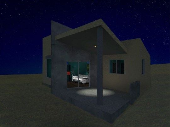 night render 2