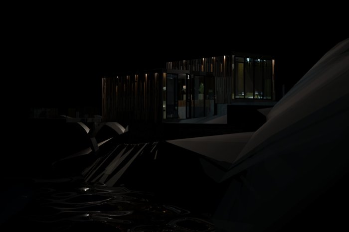 Night rendering (outside) HIGH QUALITY 4