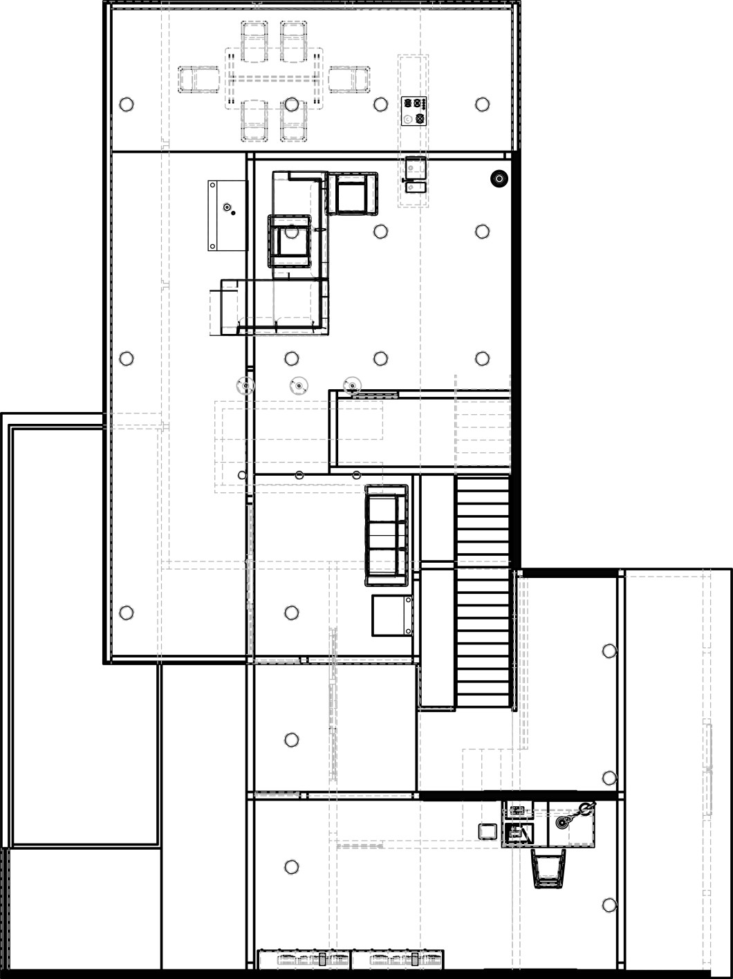 Complete Model 2nd Floor Plan [Converted]