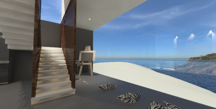 Interior Day Rendering 2