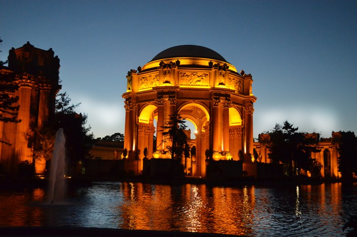 Architecture 104 SF Palace of Fine Arts-D&B