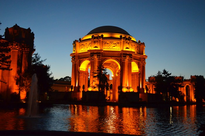 Architecture 104 SF Palace of Fine Arts-Pop