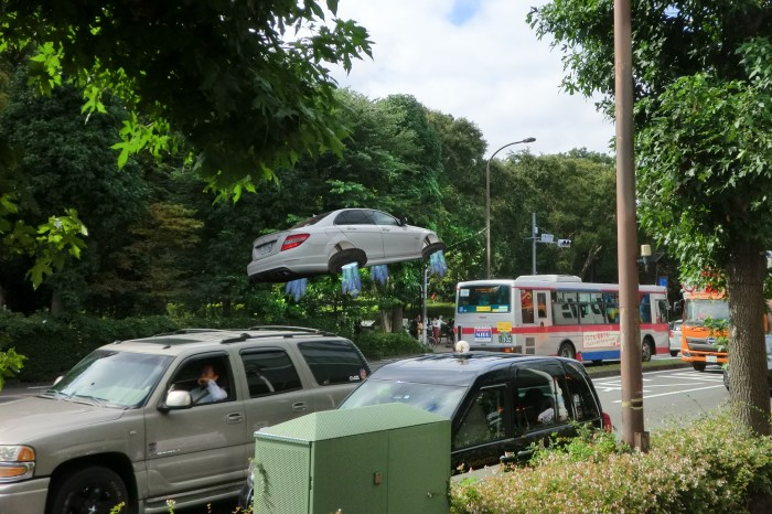 Assignment 102 flying car Go Nakao - FINAL PHOTO