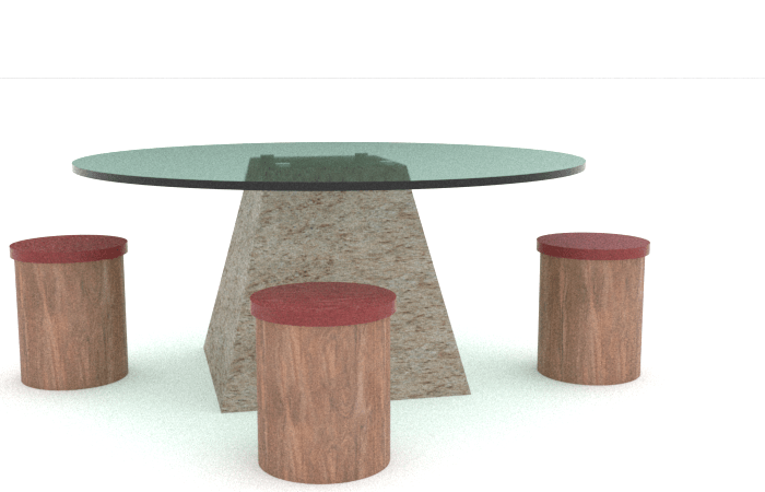 Assignment 201 Table & Chair