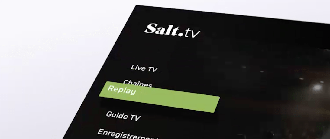 Swiss Salt enters fixed market with Apple based TV service     Digital     Swiss mobile telco Salt is launching a TV offering as part of its entry  into the fixed line business to offer a triple play comparable to that of  rival