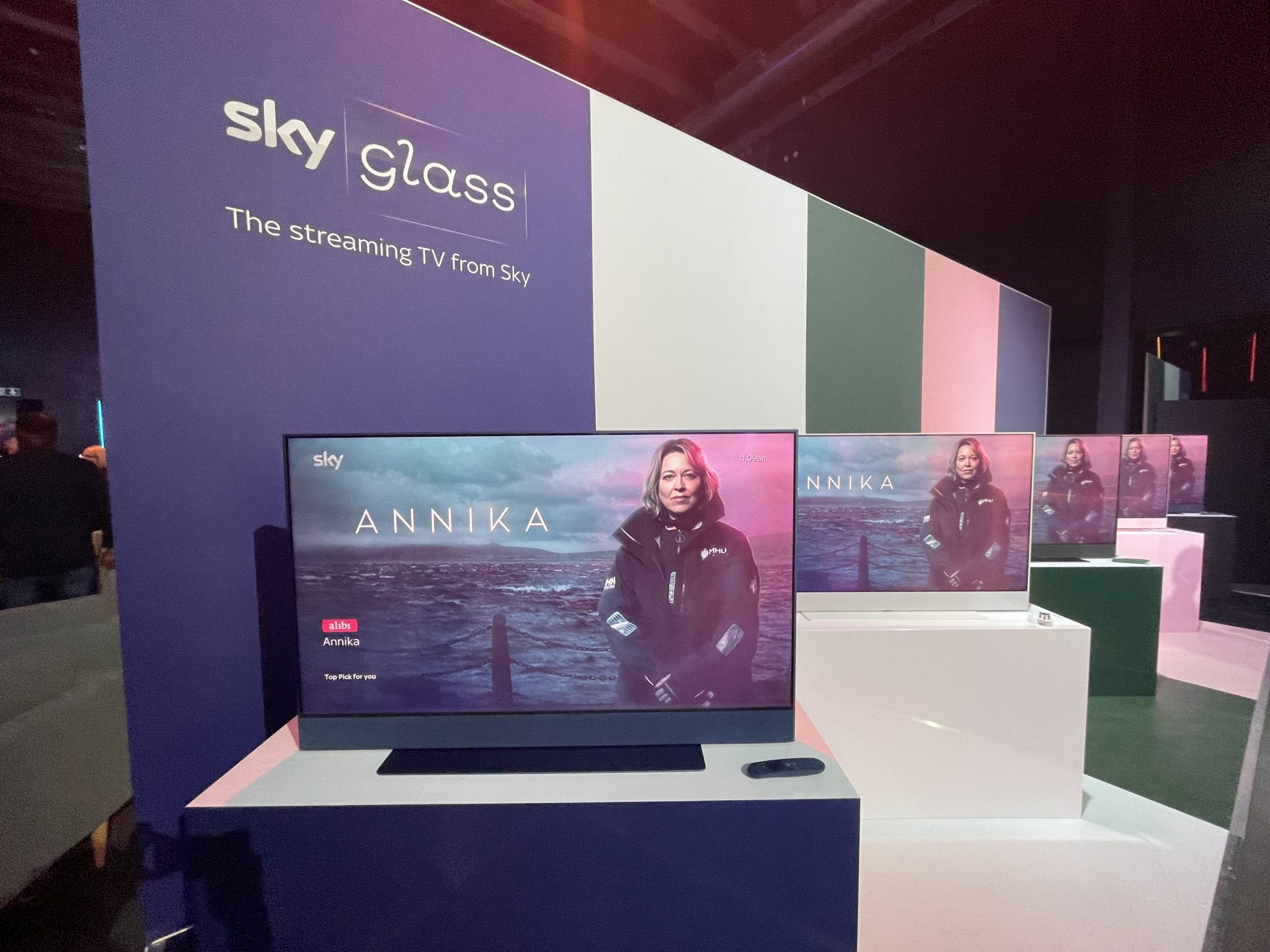 Louis. but i did my first reporting in the sooner state, the story that got me my job at nbc.. Inside the Sky Glass launch event - Digital TV Europe
