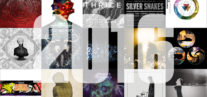 Record Collecting My Top Albums 2016 Digital Tyrants