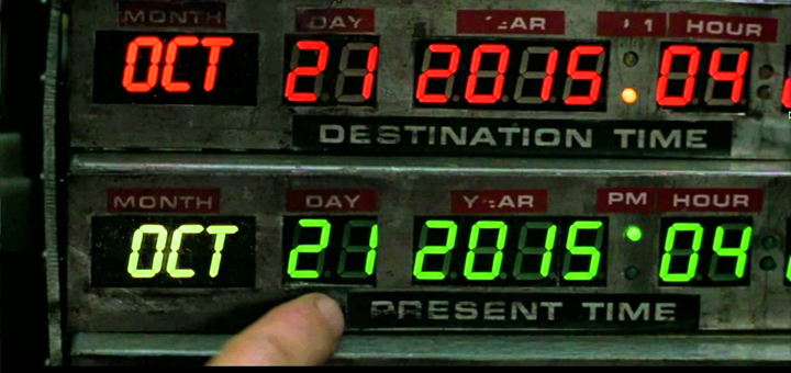 Back to the Future Day! Review Updated