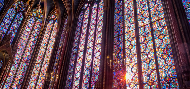 Stained Glass Windows in Churches