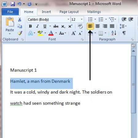 MICROCOMPUTER APPLICATION: MORE ABOUT MS WORD