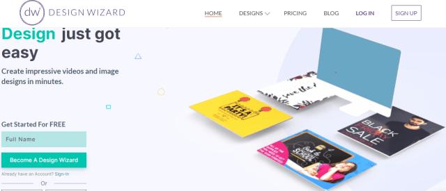 Design Wizard: Best Blogging Tools