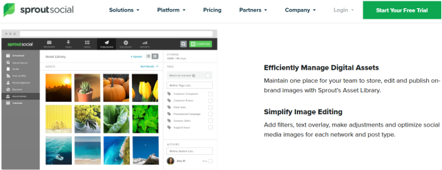 Blogging Tools: Sprout Social
