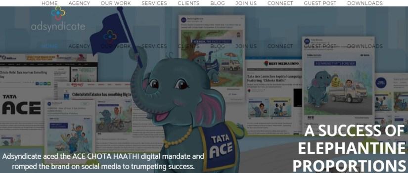 Adsyndicate: Top 11 Digital Marketing Agencies In India