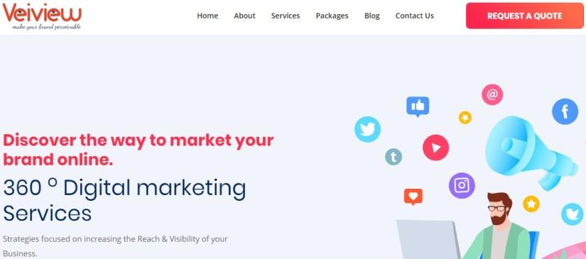 Veiview Solutions: Top Digital Marketing in Hyderabad