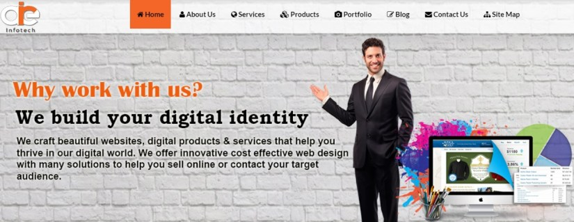 ARE Infotech: Digital marketing Agency in Ahmedabad