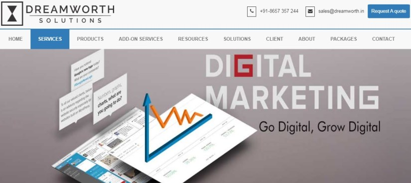 DreamWorth Solutions: One Of The Top Digital Marketing Agencies In Pune