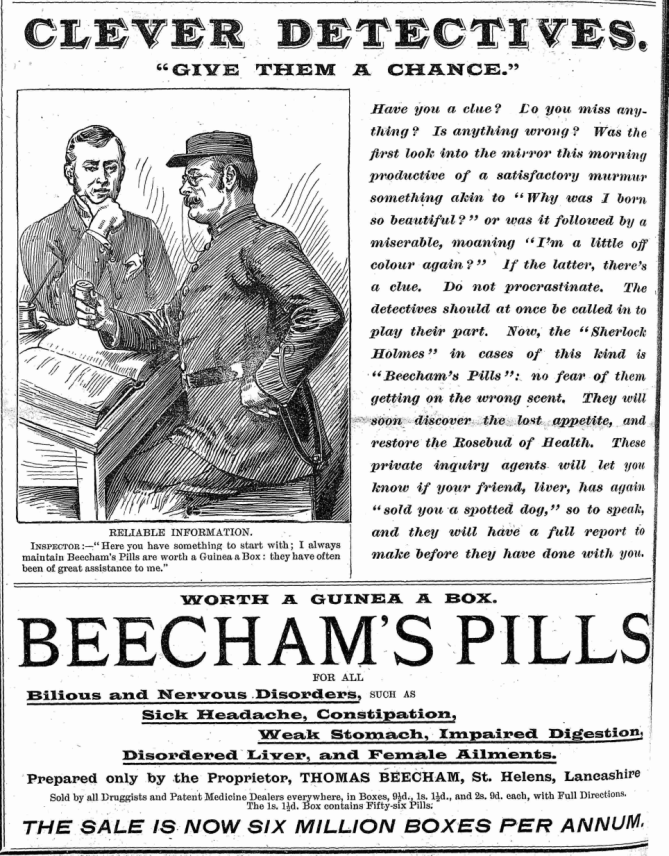 CLEVER DETECTIVES - The Dart The Birmingham Pictorial (Birmingham, England), Friday, May 11, 1894