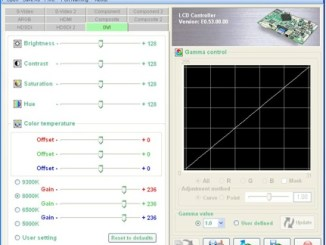 Digital View Controller Utility