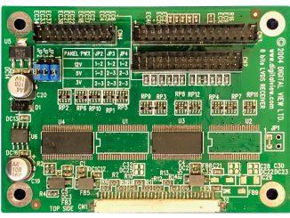 Digital View LVDS to TTL