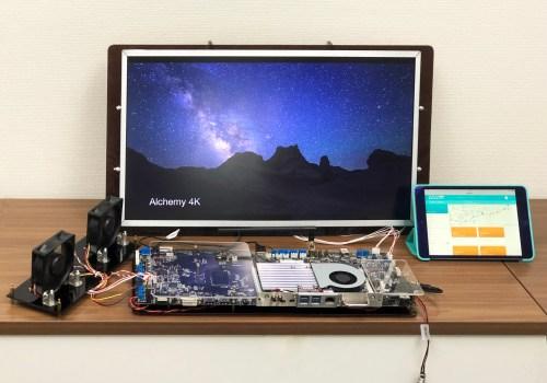svx-4096-sdm demo system