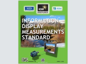 ICDM measurement standards cover