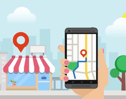 google my business per attività commerciali