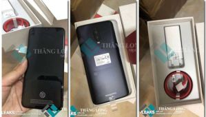 Oneplus 6t Unboxing Leaked