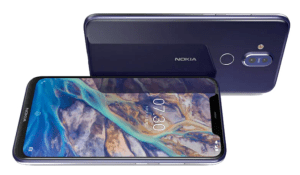 Nokia 8.1 India Launch