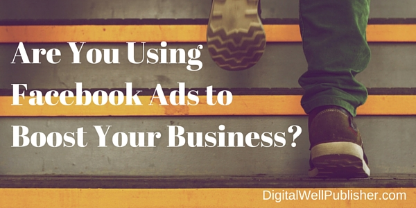 Are you using Facebook ads to build your business