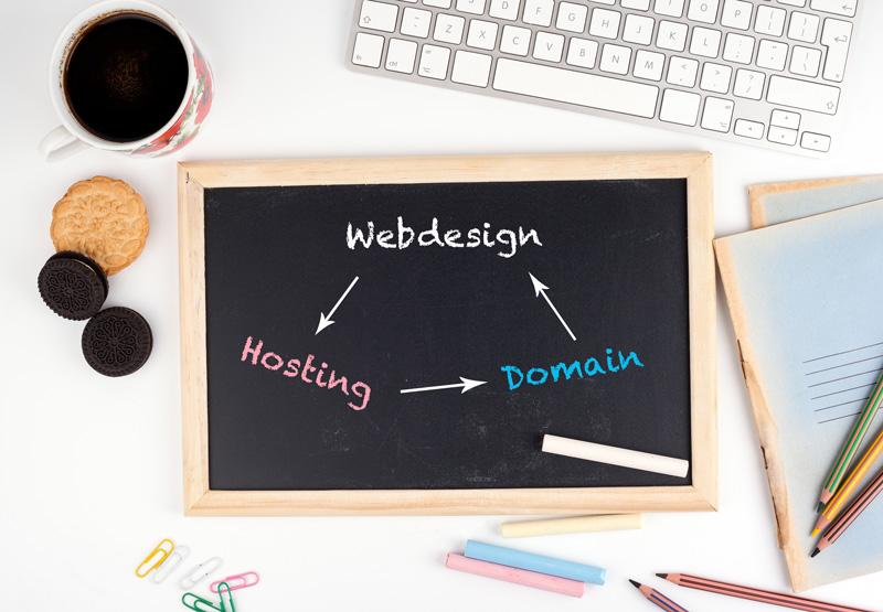 web design chart