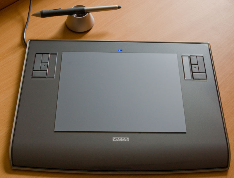 wacom intuos pro pen and touch graphic tablet