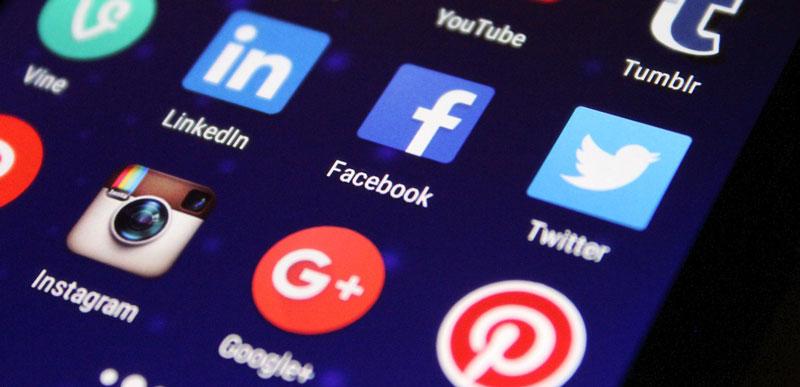 social media boost sales