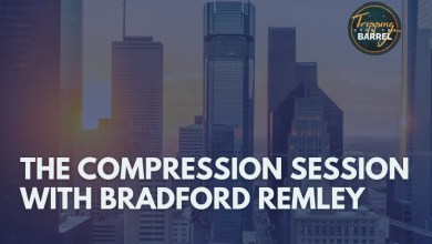 Photo of The Compression Session with Bradford Remley on Tripping Over the Barrel