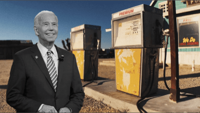 Photo of Let's Blame Biden for Rising Gas Prices! | The Plug by Adam Cotterill