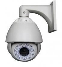 PTZ CCTV Speed Dome Cameras