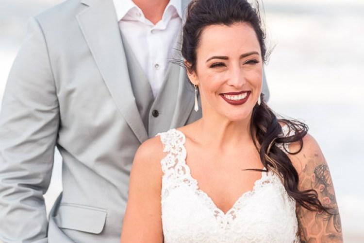 Jennette's Pier Wedding Photography